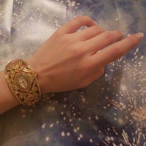 Jewelry - Sparkly Multicolor Fashion Jewlery Watch